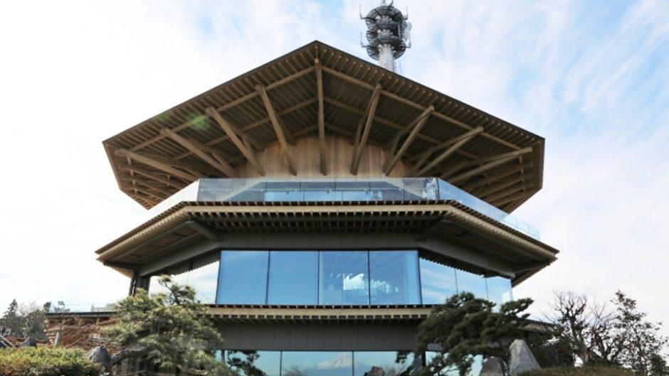 隈研吾が設計を担当!日本平の新名所『日本平夢テラス』で絶景を堪能♪