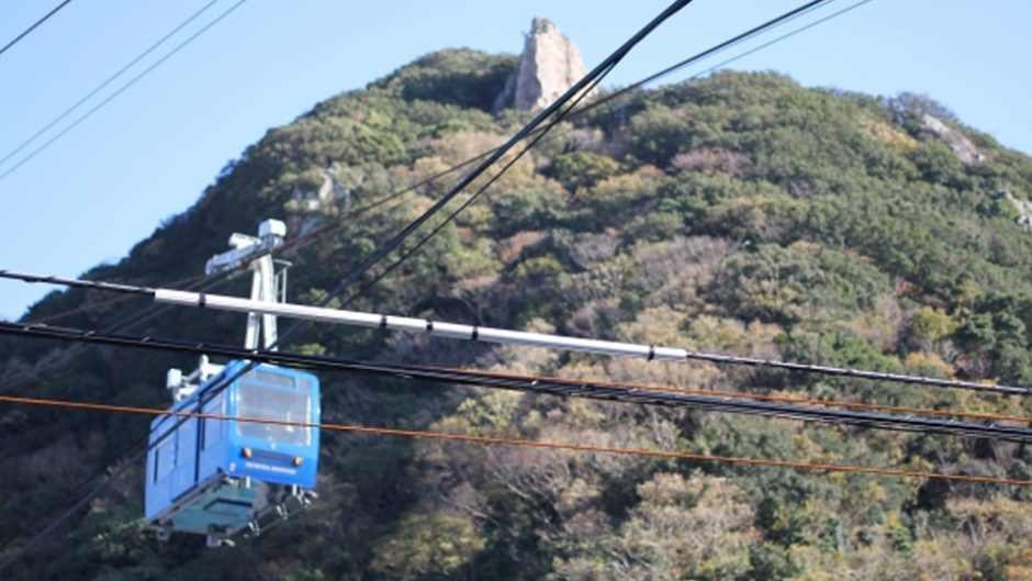 """""""伊豆三景""""のひとつ&パワスポめぐりが楽しめる!『下田ロープウェイ』に乗って『寝姿山自然公園』に行こう♪"""