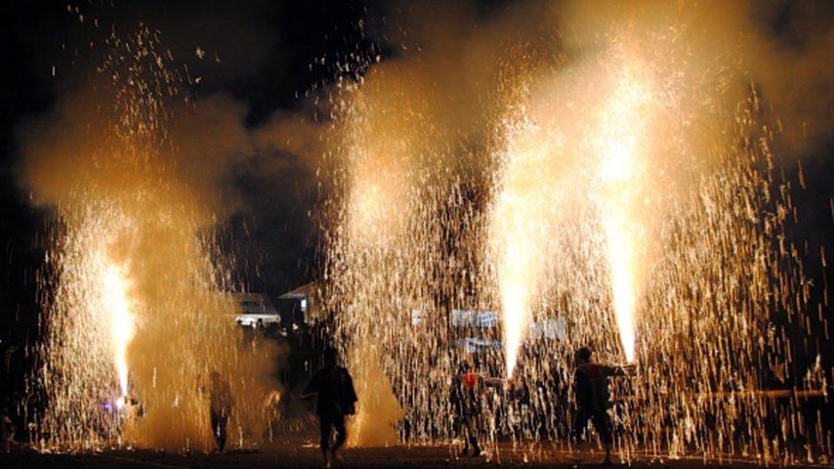 豊橋の伝統・手筒花火が年中楽しめる!「手筒花火体験パーク」をご紹介