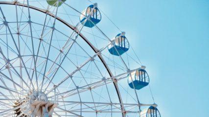 入園無料&遊具が100円で乗れる遊園地!「碧南市明石公園」