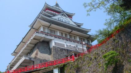 熱海の人気観光スポット!『熱海城』で360度の大パノラマを楽しもう♪