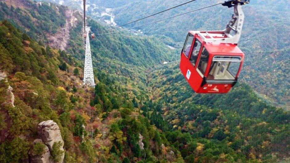 御在所ロープウェイで絶景と御在所岳の山頂を楽しもう!魅力やアクセスをご紹介