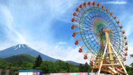 富士山の目の前で遊べる遊園地「ぐりんぱ」をご紹介!