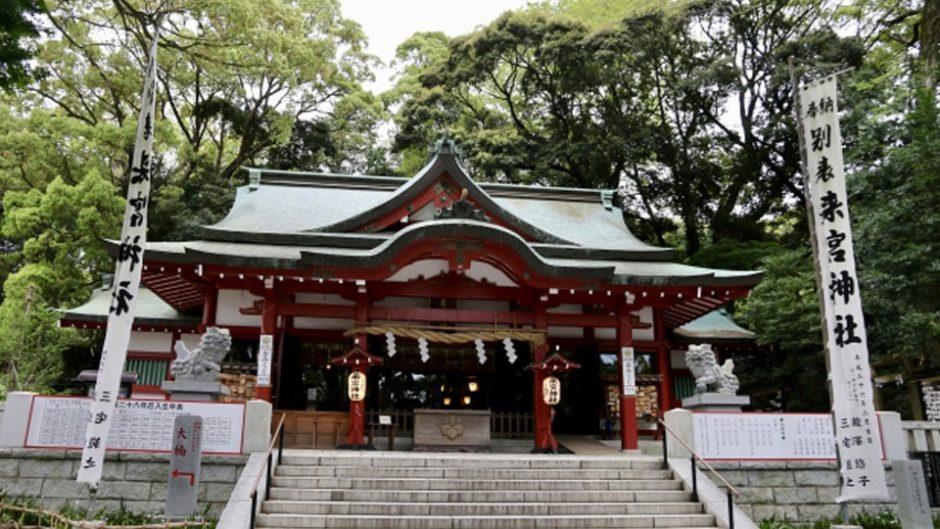 新施設も続々OPEN♡日本屈指のパワースポット『來宮神社』をご紹介!