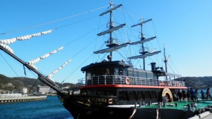 2016年開館!黒船来航〜開国までの歴史がわかる『Mobs黒船ミュージアム』に行こう!