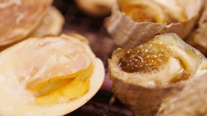 本物の海女文化にふれる「海女小屋 相差かまど」で美味しい海の幸を楽しもう