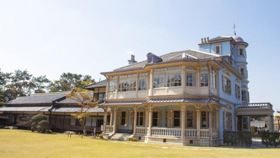 美しい邸宅で素敵なひと時を♡ジョサイア・コンドル設計の『六華苑』に行こう!