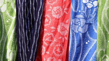 日本が誇る伝統工芸品の歴史と技術を体験しよう!「有松・鳴海絞会館」