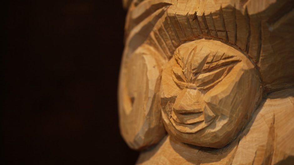 円空の出生地である羽島市で円空仏の微笑みに出会う!中観音堂