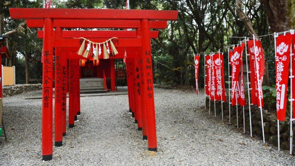 女性の味方♡「神明神社」にお願い!