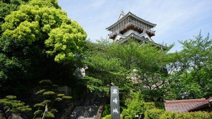 手軽な歴史散策にピッタリ!愛知県日進市の岩崎城