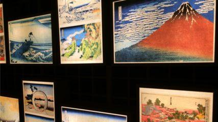 文明開化を描いた貴重な作品が多数!マスプロ美術館(愛知県日進市)