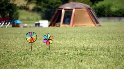 キャンプの季節♪めいほう高原キャンプフィールドで、大自然を満喫しよう!!