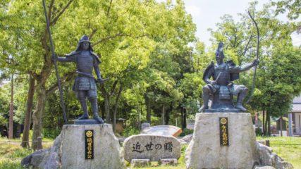 大河ドラマ「麒麟がくる」にも登場!桶狭間の戦いの史跡「桶狭間古戦場公園」