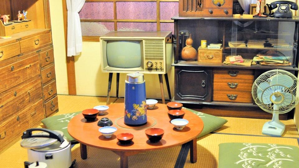 北名古屋市歴史民俗資料館(昭和日常博物館)