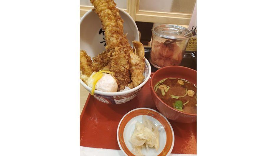 【えびのや】 揚げたて天ぷらと明太子ががっつり楽しめるお店をご紹介!!