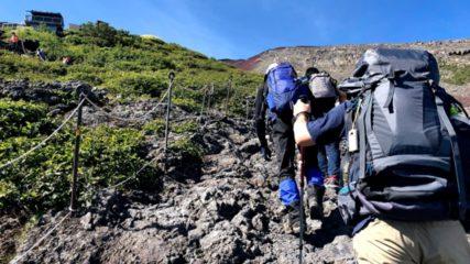 【富士山自然体験IRORI】富士登山を安全に確実に成功させる秘密はここ!