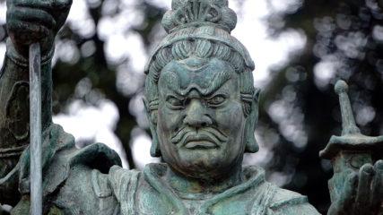 日本最大のダルマ祭りの聖地!「香久山 妙法寺(毘沙門天)」