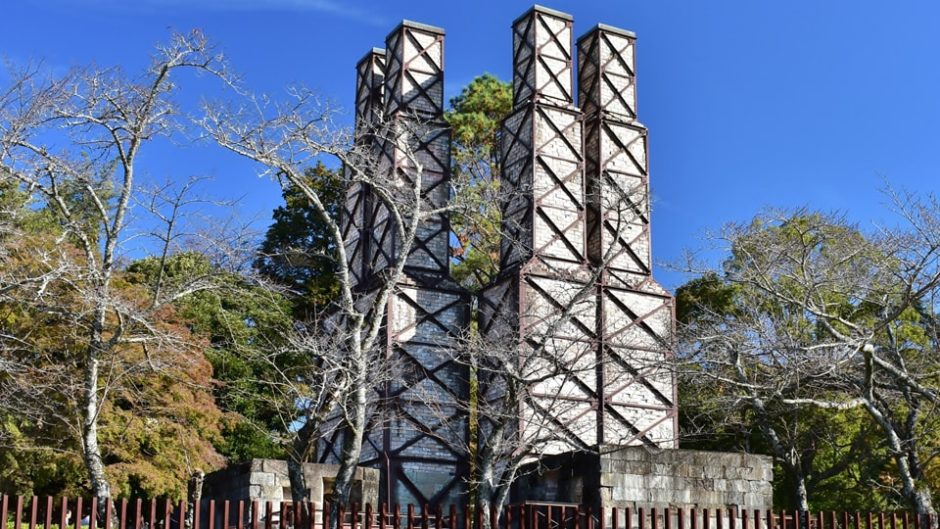 見に行くなら今!大規模修復工事を控えた世界遺産「韮山反射炉」