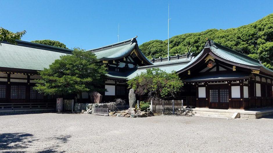 尾張國一之宮 真清田神社