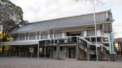 歴史に名を刻む「長篠・設楽原の戦い」を知る!長篠城址史跡保存館