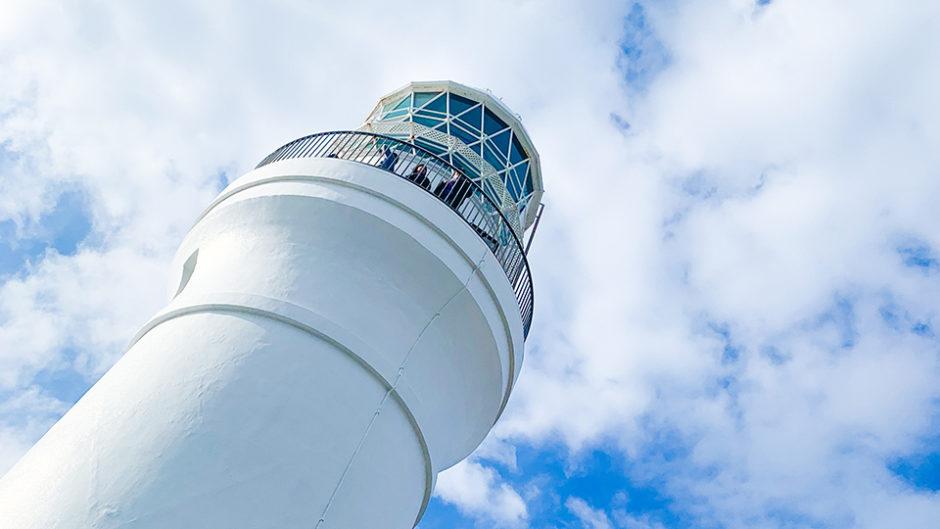 壮観な大海原は迫力満点!静岡最南端にある絶景スポット「御前崎灯台」