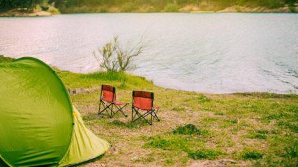 川遊びも一緒に楽しめちゃうキャンプは「とよねランド オートキャンプ村」で★