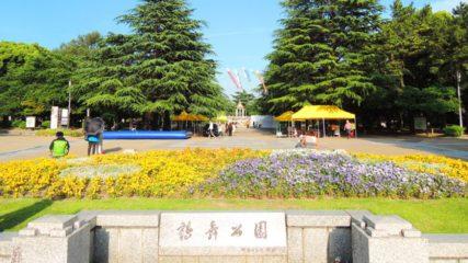 100年以上の歴史を持つ、名古屋市民の憩いの場「鶴舞公園」