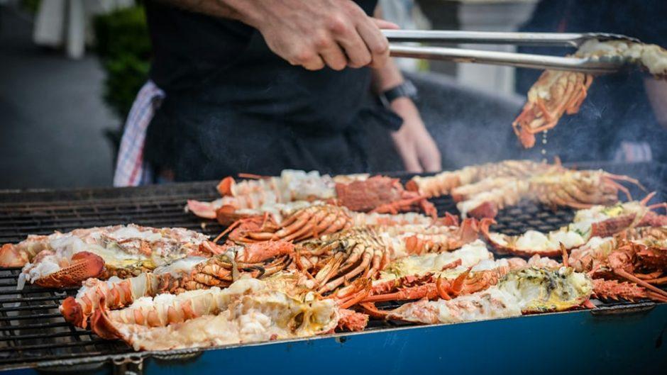 「魚太郎のナイトバーベキュー」夏の夜の贅沢がここに!
