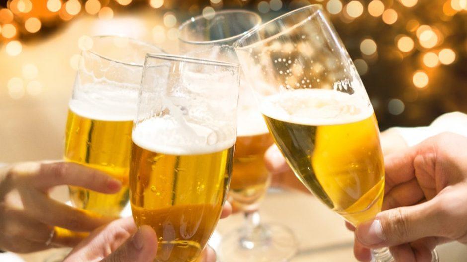 岡崎の夜景を眺めながらビールを満喫!「Hoshizora terrace 2020」