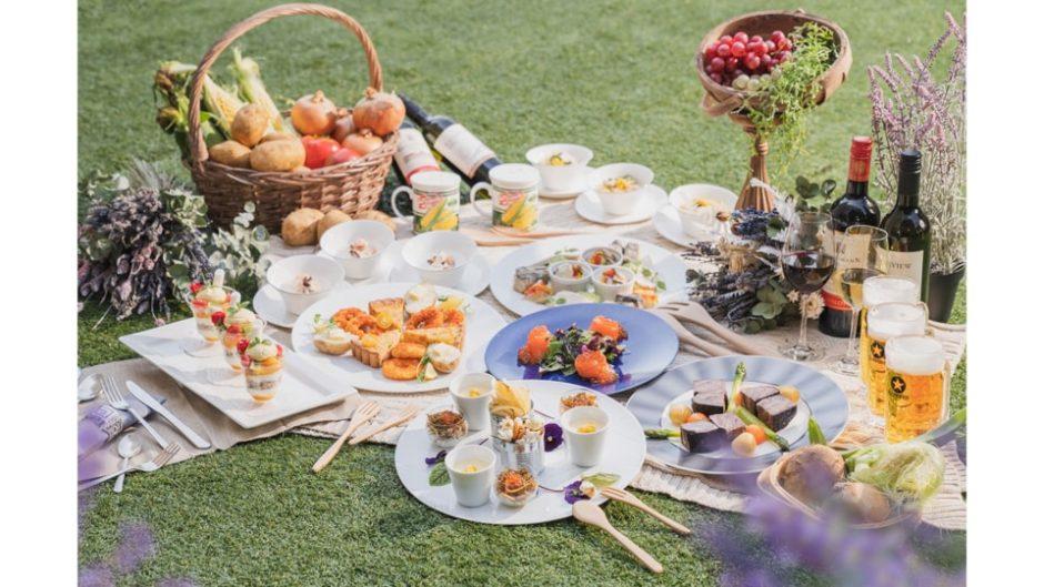 北海道の郷土料理や食材が大集合のビアガーデン「北海道テラス」