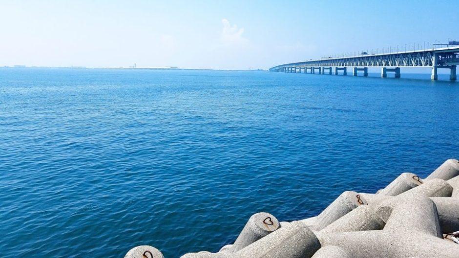 「NTPマリーナりんくう」から常滑の海を楽しもう♪