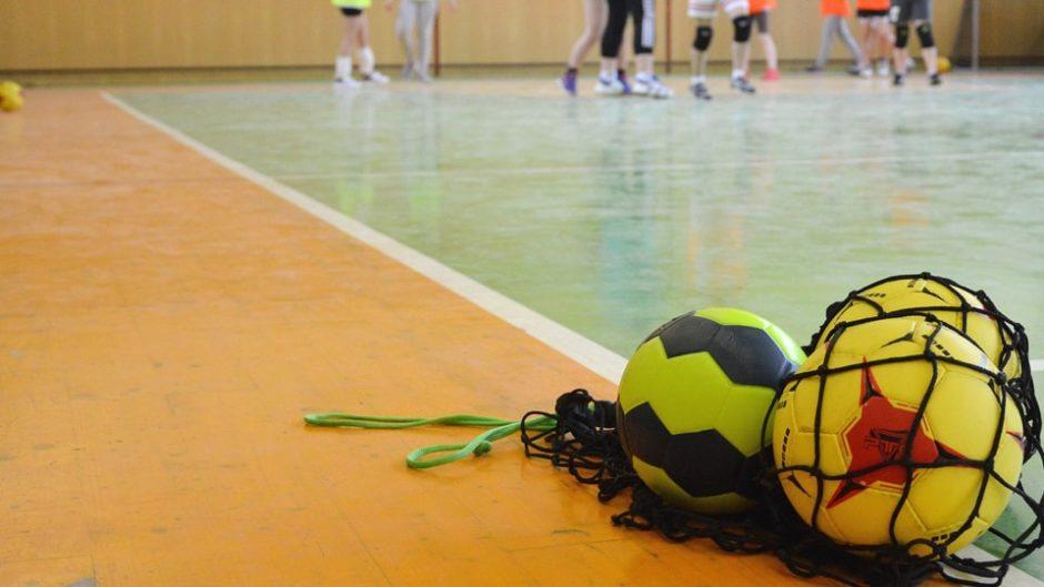 「浜松まちなかハンドボールフェスタ2020」ハンドボールの醍醐味を体感!