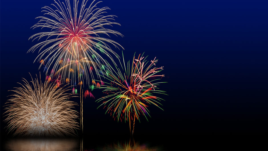 「夏の鳥羽湾毎夜連続花火」20日連続で鳥羽の海に打ちあがる花火を観に行こう!