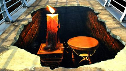 【トリックアート迷宮館】ラグーナでトリックアートを楽しもう!