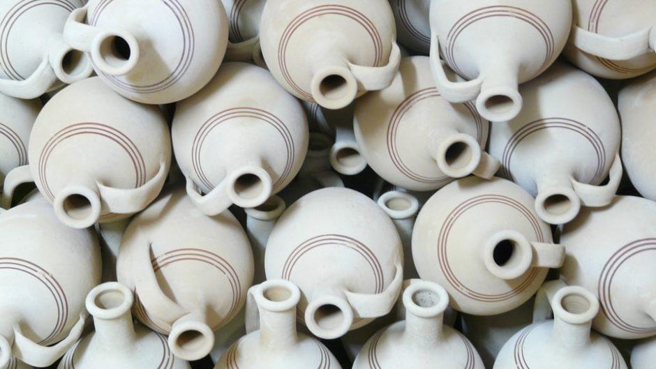 大府市と結びつきの深い焼き物を知る!「平安京と灰釉陶器 王朝400年のやきもの」