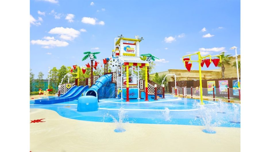 レゴランドで水遊び♪「レゴ・シティ・ビーチ・パーティー」で夏を思い切り楽しもう!!