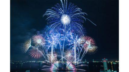 「名港水上芸術花火2020」10月24日に開催!
