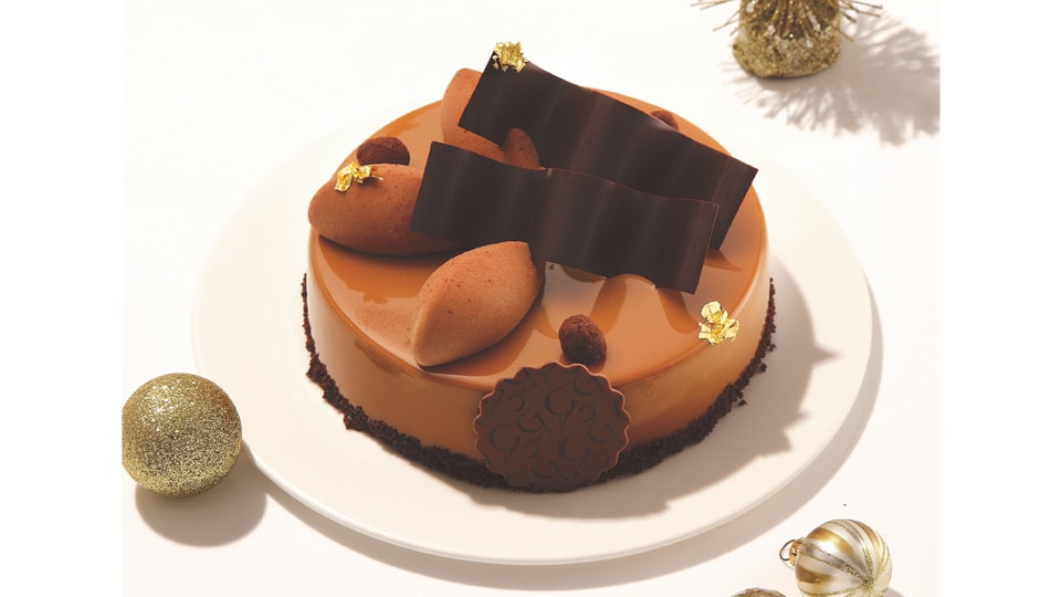 ジェイアール名古屋タカシマヤ クリスマスケーキ