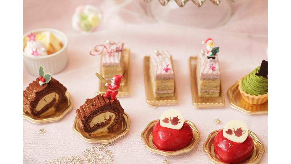 パステルプリンセスのクリスマスパーティー