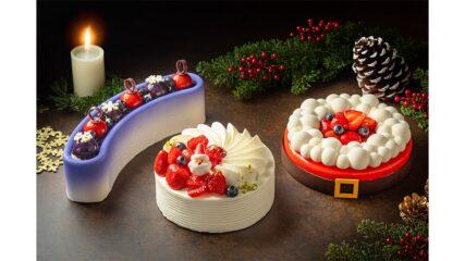 ヒルトン名古屋のクリスマスケーキ2021!可愛いクリスマススイートも♡