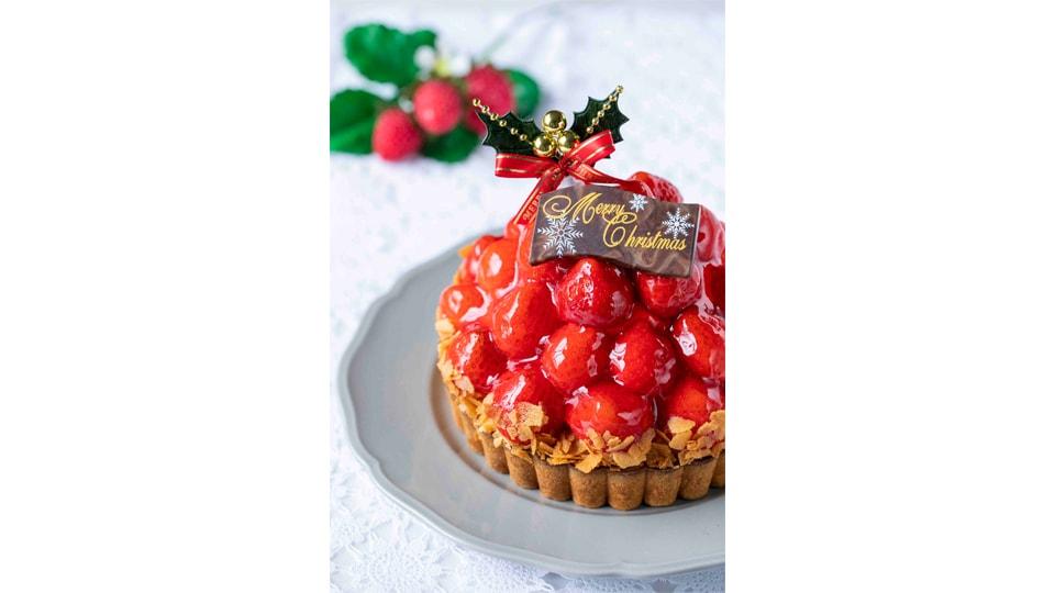 いちごBonBonBERRY 伊豆の国factory クリスマスケーキ2020
