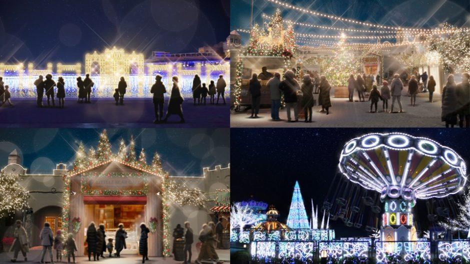 ラグーナのイルミネーション&クリスマスを楽しもう!