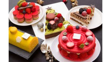 パティスリー・サダハル・アオキ・パリ 2020年のクリスマスケーキ