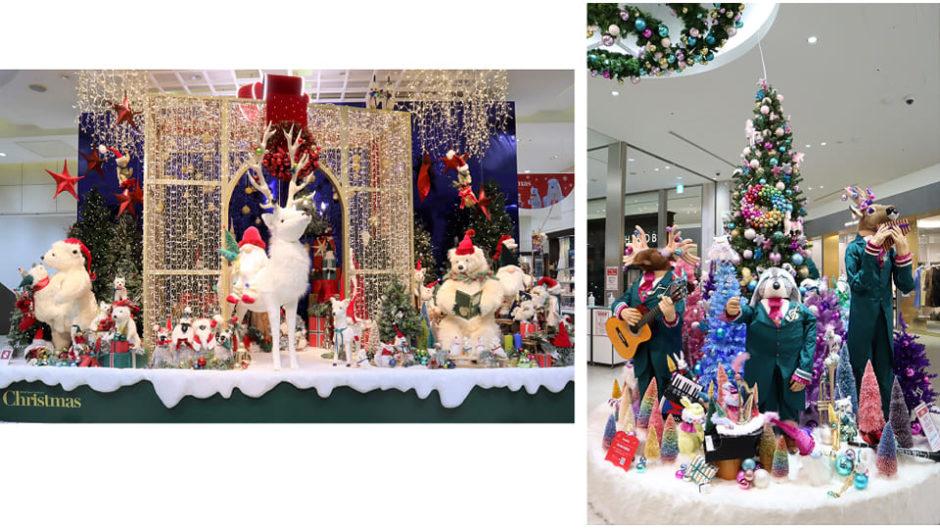名古屋タカシマヤでおうちクリスマスの準備をしよう!