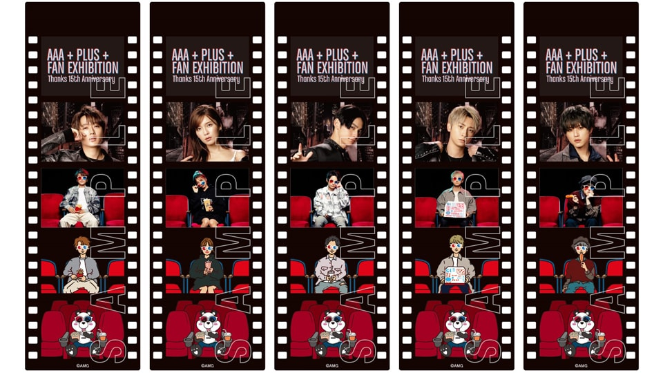 AAA +PLUS+ FAN EXHIBITION -Thanks 15th Anniversary-
