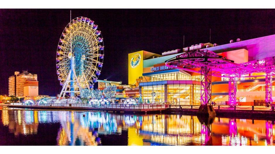 ドリプライルミネーション2020「清水港 海と光の空間」開催