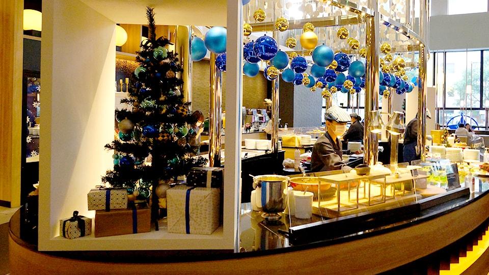 ヒルトン名古屋 クリスマス2020