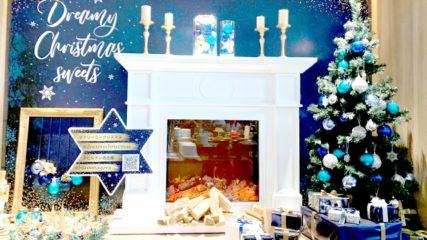 ヒルトン名古屋 クリスマスのランチ&ディナーにぴったり!2020年の冬を彩るビュッフェがスタート!