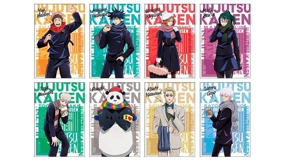 呪術廻戦 京都交流会編 放送記念フェアin アニメイト